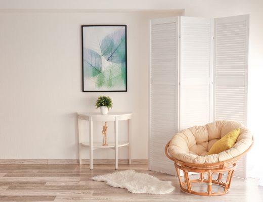 5 Ide Partisi Ruangan untuk Mempercantik Hunian