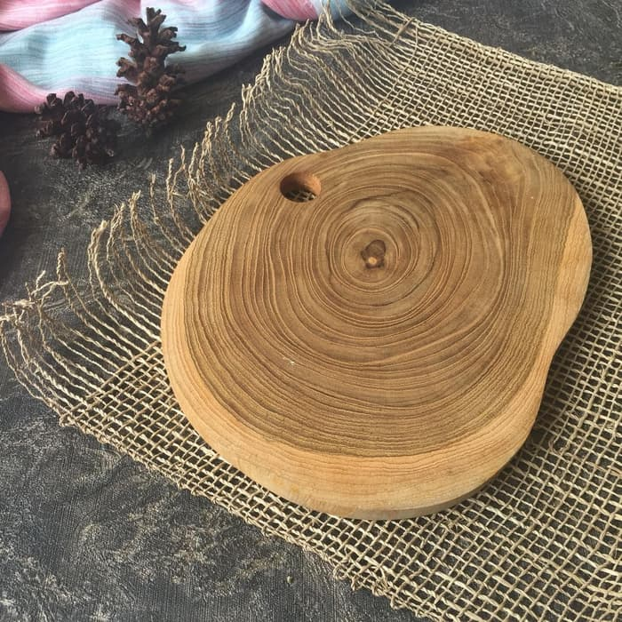 Solid Wood Kayu Jati