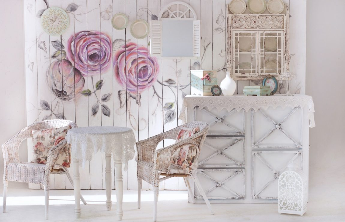Tips Menata Rumah dengan Desain Shabby Chic