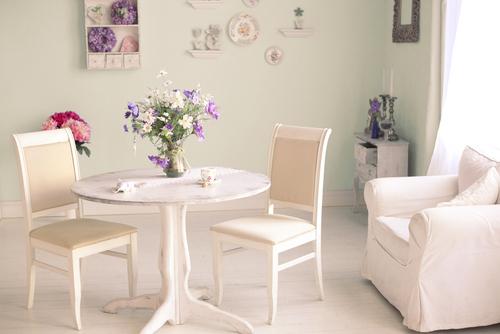 Warna Pastel untuk Interior