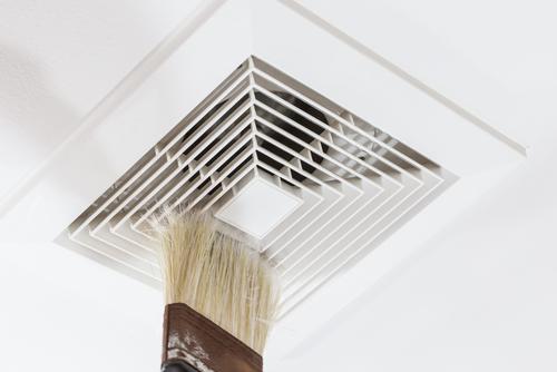Bersihkan Ventilasi Udara