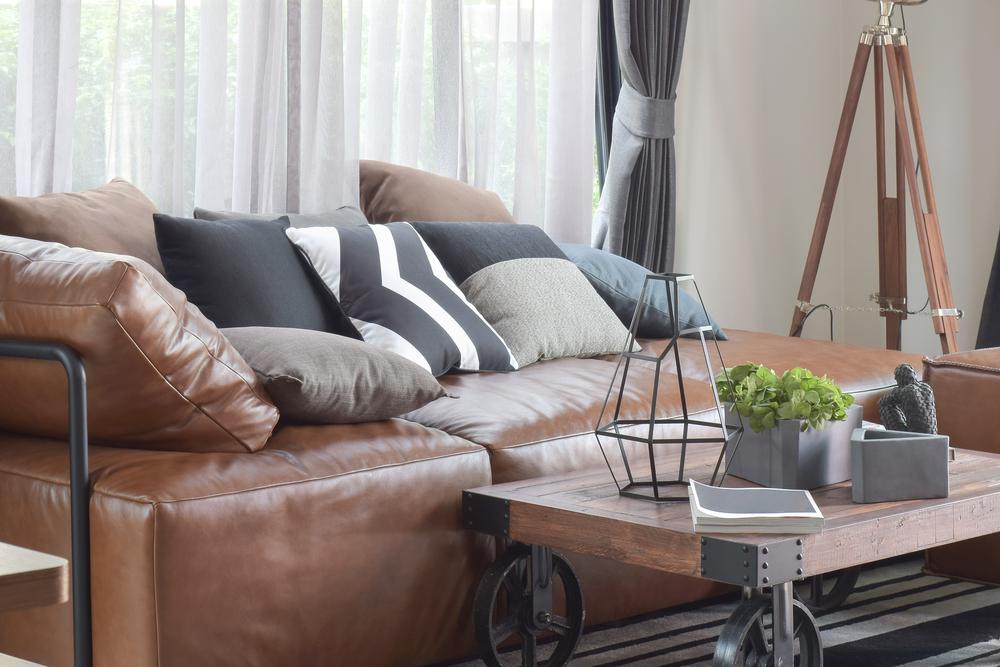 4 Hal Sepele yang Membuat Sofa Kulit Cepat Rusak