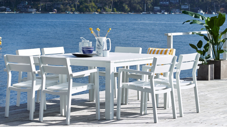 Bahan Furniture Outdoor