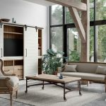 American Style, Interior Mewah dengan Detail Sederhana