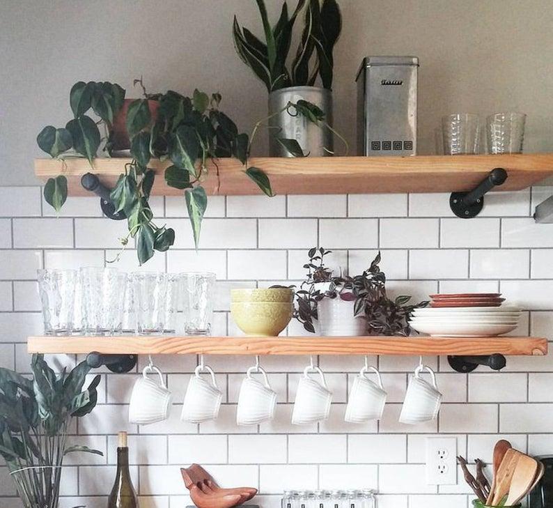 15 Desain Rak Dinding Minimalis untuk Rumah Modern