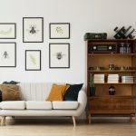 7 Tips Memilih Lemari Pajangan untuk Ruang Tamu