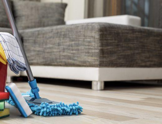 8 Cara Mudah Membersihkan Debu di Rumah