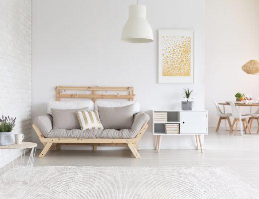 7 Ide Interior Rumah Modern dengan Warna Putih