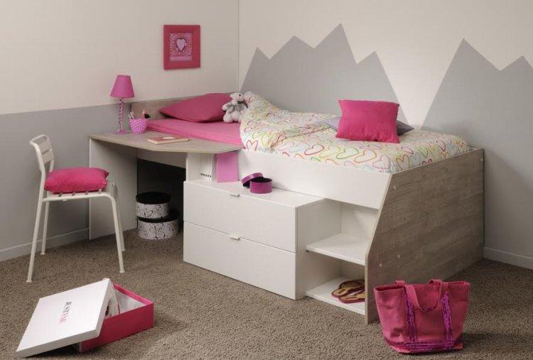 desain tempat tidur cabin