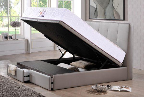 desain tempat tidur storage