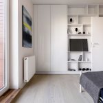 7 Desain Lemari Unik untuk Kamar Minimalis