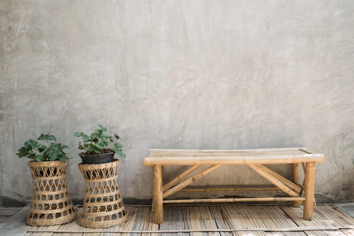 Furniture Bambu: Plus, Minus, dan Cara Merawat