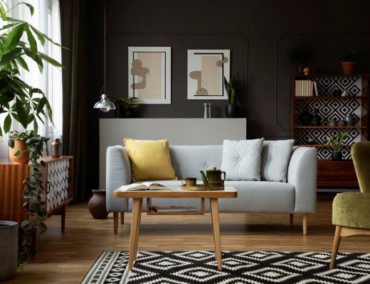 Gaya Desain Interior Vintage untuk Rumah Minimalis