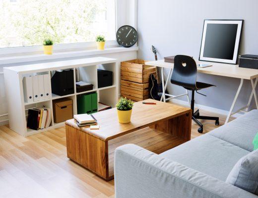 7 Jenis Furniture yang Cocok untuk Ruang Sempit