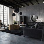 Mengenal Ciri Khas Desain Interior Industrial