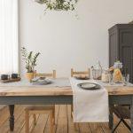 Mengenal Jenis Meja Makan dari Bentuk & Material