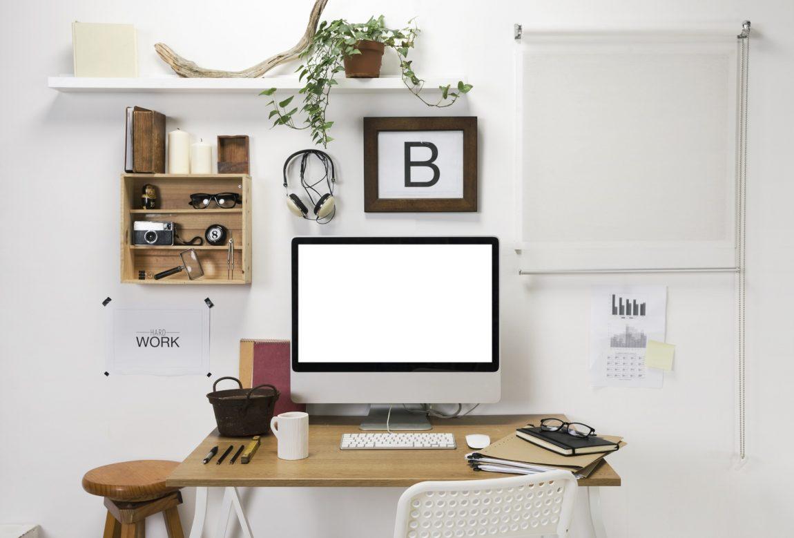 Tips Kreatif Menata Meja Kerja di Rumah