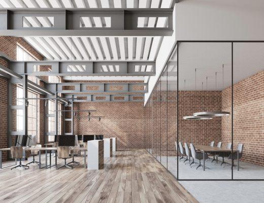 9 Tips Desain Interior untuk Ruang Kantor Modern