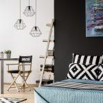 Penerapan & Ide Desain Ruang Kerja di Kamar Tidur