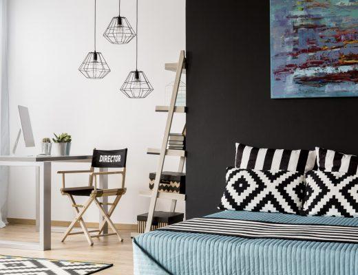 kta & Ide Desain Ruang Kerja di Kamar Tidur