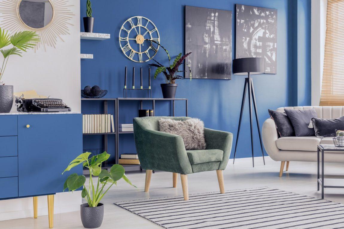 8 Warna Cat Terbaik Untuk Ruang Tamu Minimalis Bramble Journal