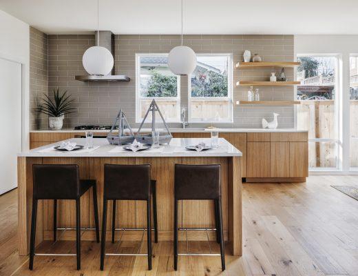 Trik Membuat Konsep Open Kitchen di Rumah