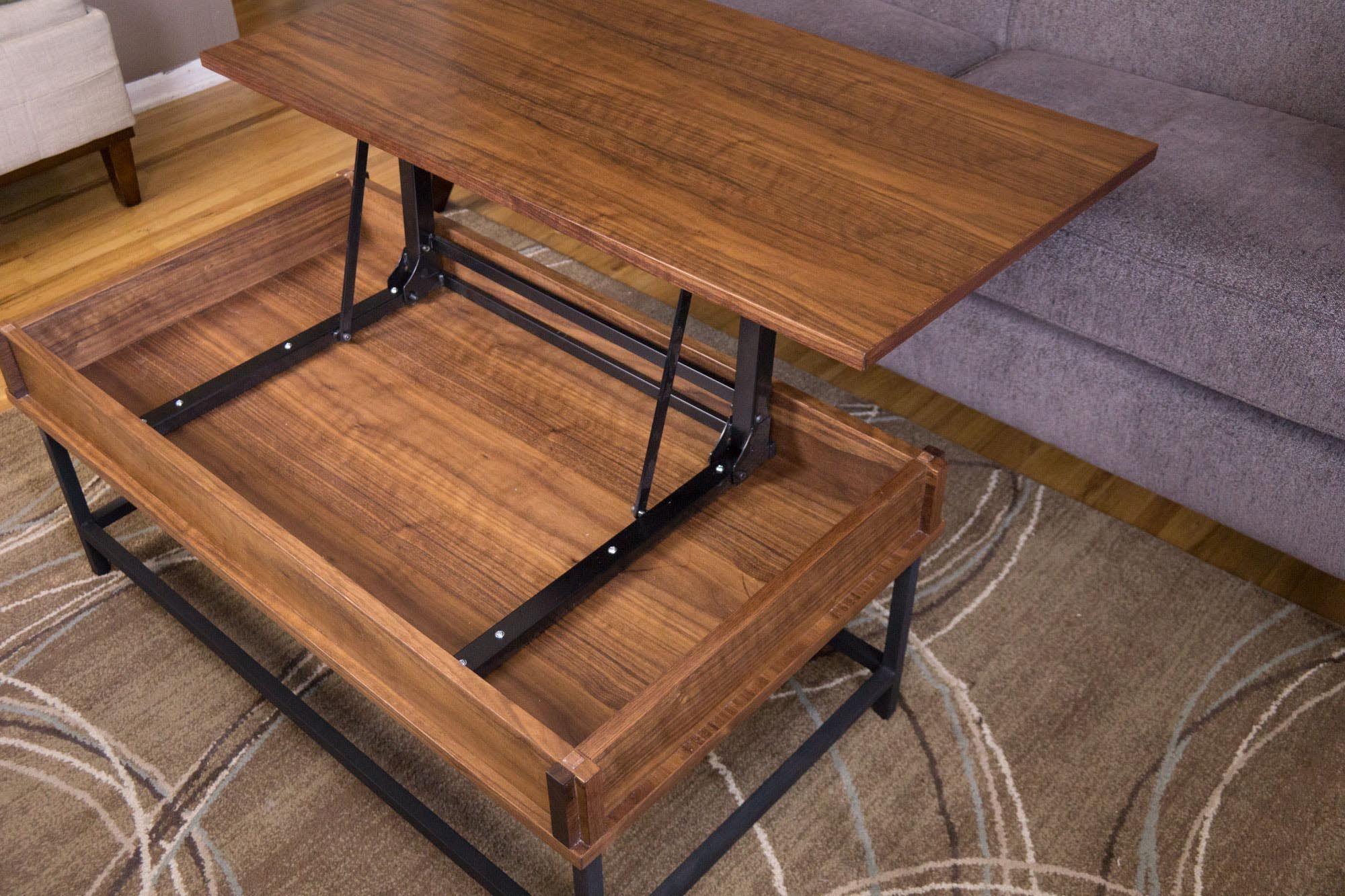 Meja lipat coffee table