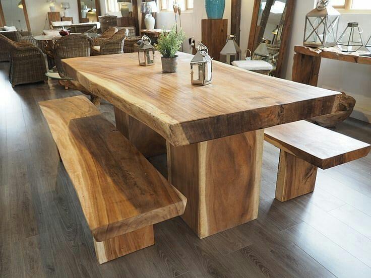 furniture kayu jati