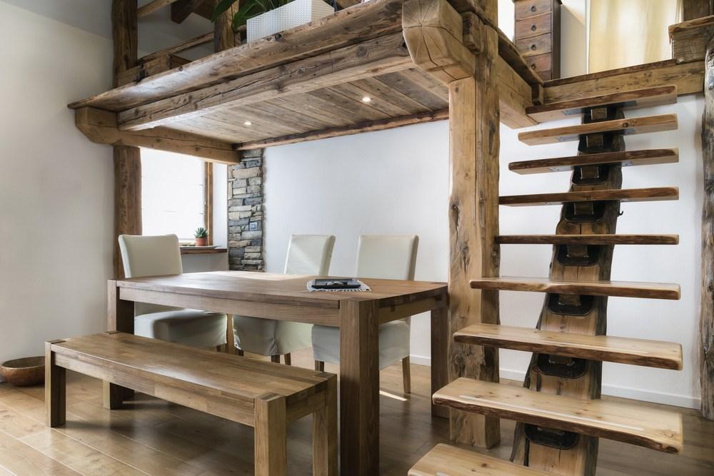 5 desain mezzanine di rumah