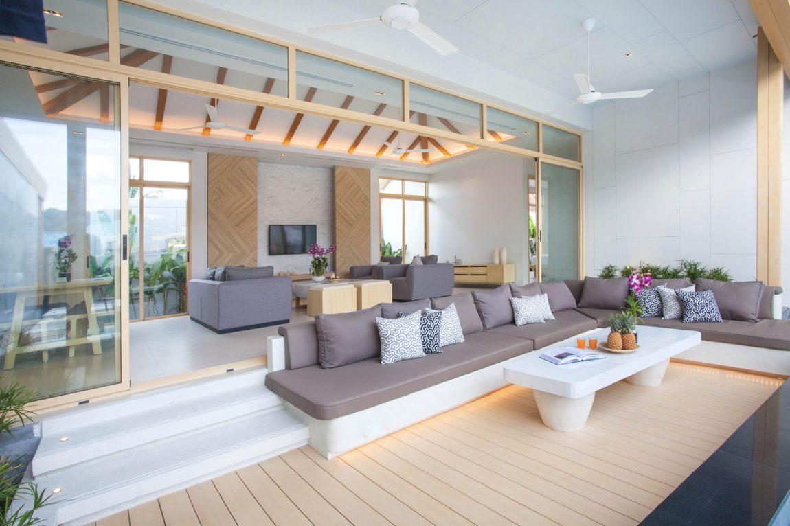 Inspirasi Desain Raised Floor pada Rumah