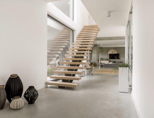 Model Tangga Minimalis untuk Rumah Modern