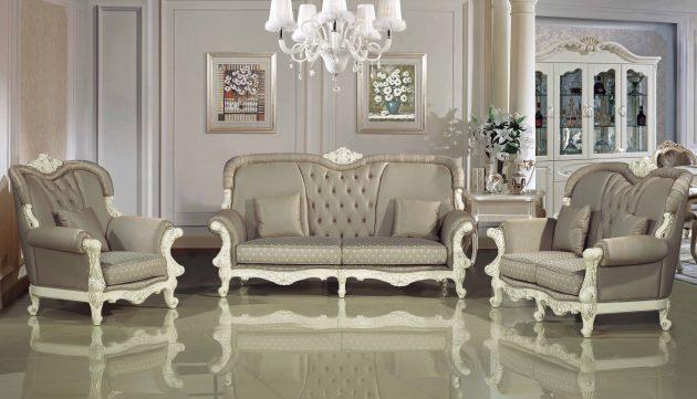 furniture eropa victoria berkaki pendek