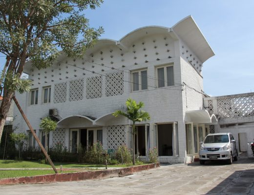 Arsitektur Jengki: Gaya Eksterior & Interior Indonesia