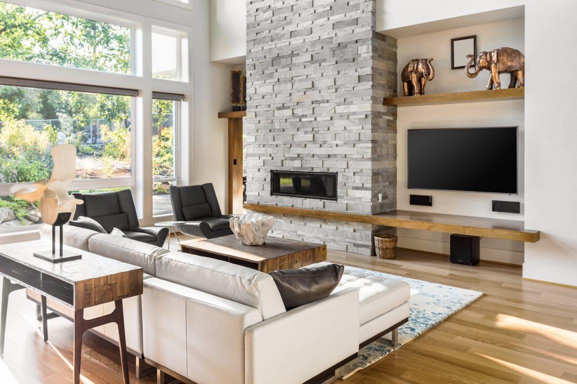 Cara Membuat Desain Ruang TV yang Nyaman