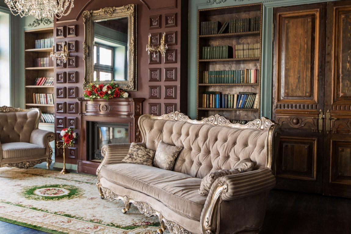 Ciri Khas Furniture Eropa Bergaya Victoria