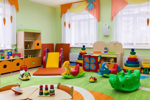 kamar bermain anak