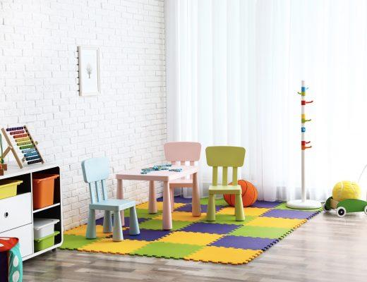 Desain Ruang Bermain Anak yang Luas dan Menyenangkan