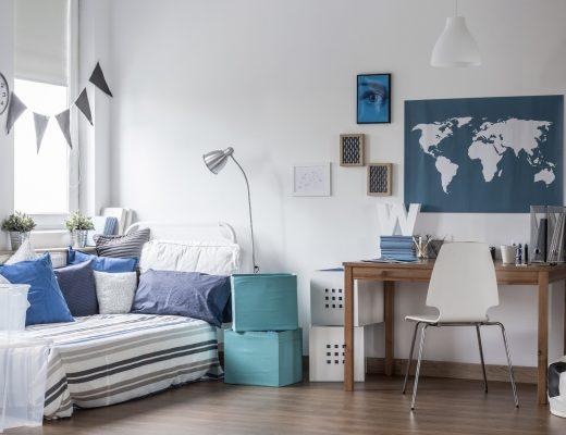 Tips Mengatasi Kamar Apartemen yang Pengap