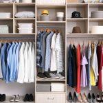 8 Cara Merapikan Lemari Pakaian dengan Praktis
