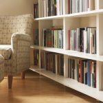 8 Manfaat Rak Buku, Penyempurna Interior Rumah