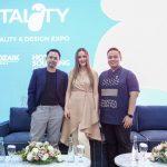 Hospitality Indonesia 2019: Bramble Hadirkan Instalasi Tematik Elegan