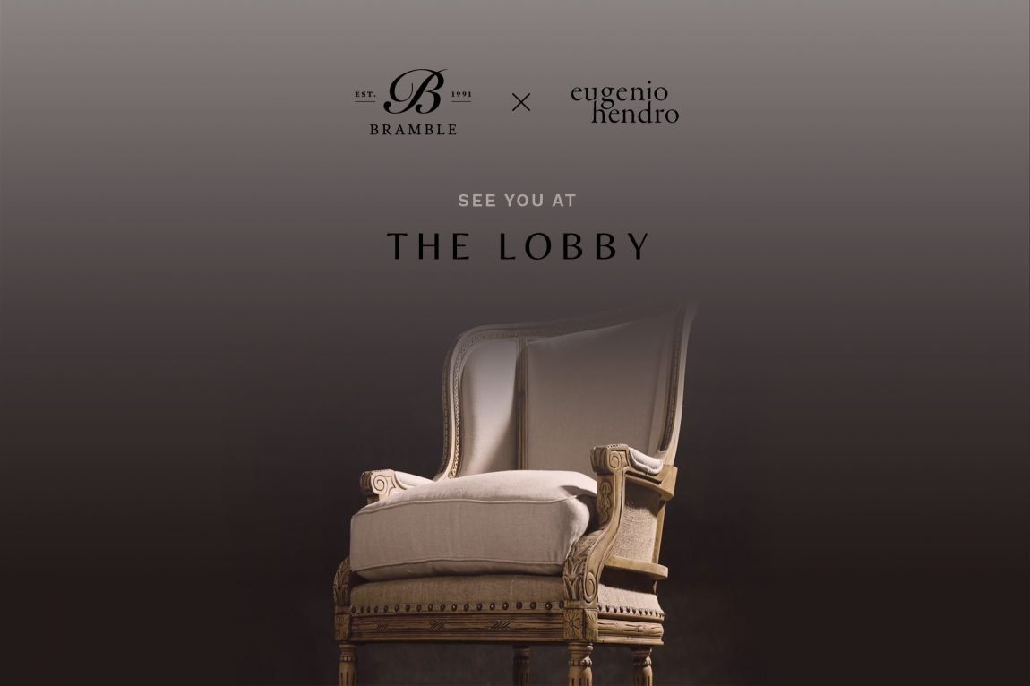 The Lobby by Bramble Furniture di Hospitality 2019