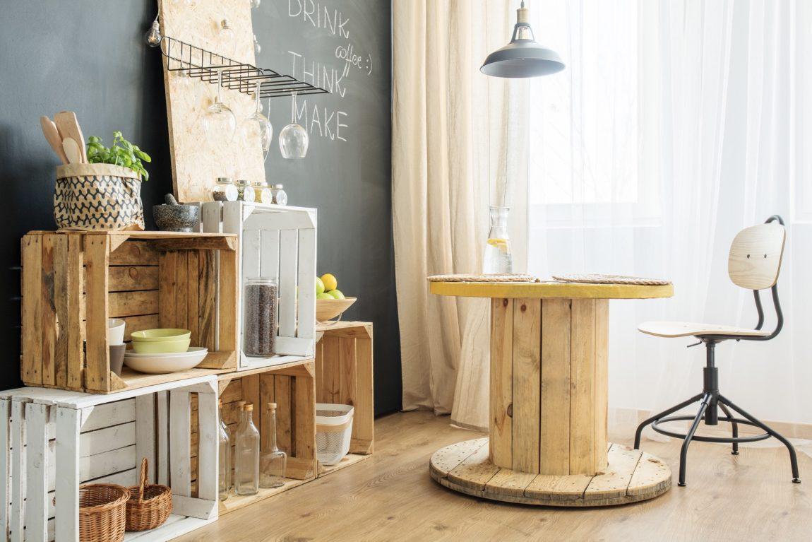Tren Upcycle Furniture yang Ramah Lingkungan