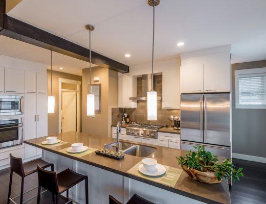 Desain Dapur Modern yang Elegan