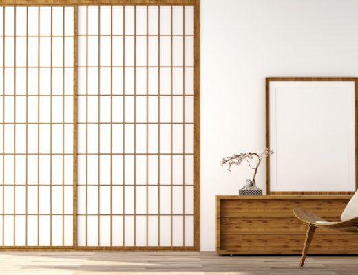 Desain Interior Jepang Wabi Sabi