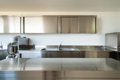 Material Dapur Stainless Steel