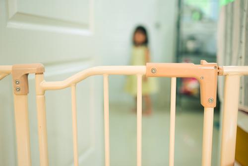 Pelindung Tangga untuk Rumah Ramah Anak