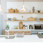 7 Tips Memilih Rak Dinding untuk Dapur Rumah