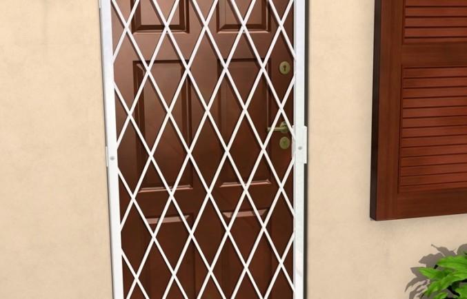 memasang teralis pintu rumah