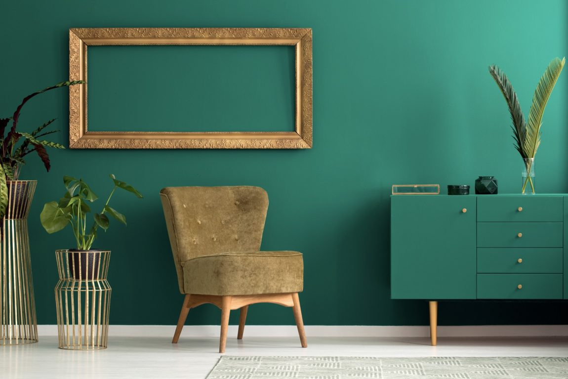 Warna Retro Pilihan untuk Rumah